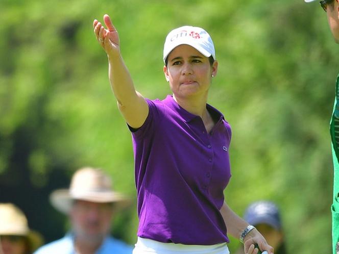 Lorena Ochoa, en pie de lucha por el golf