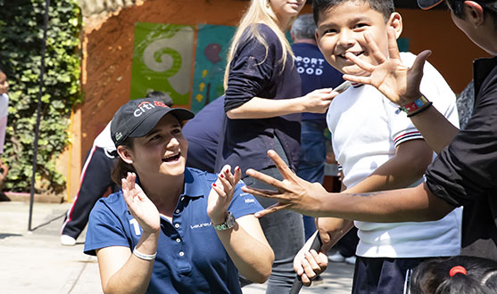 Lorena Ochoa announced as Laureus Academy Member